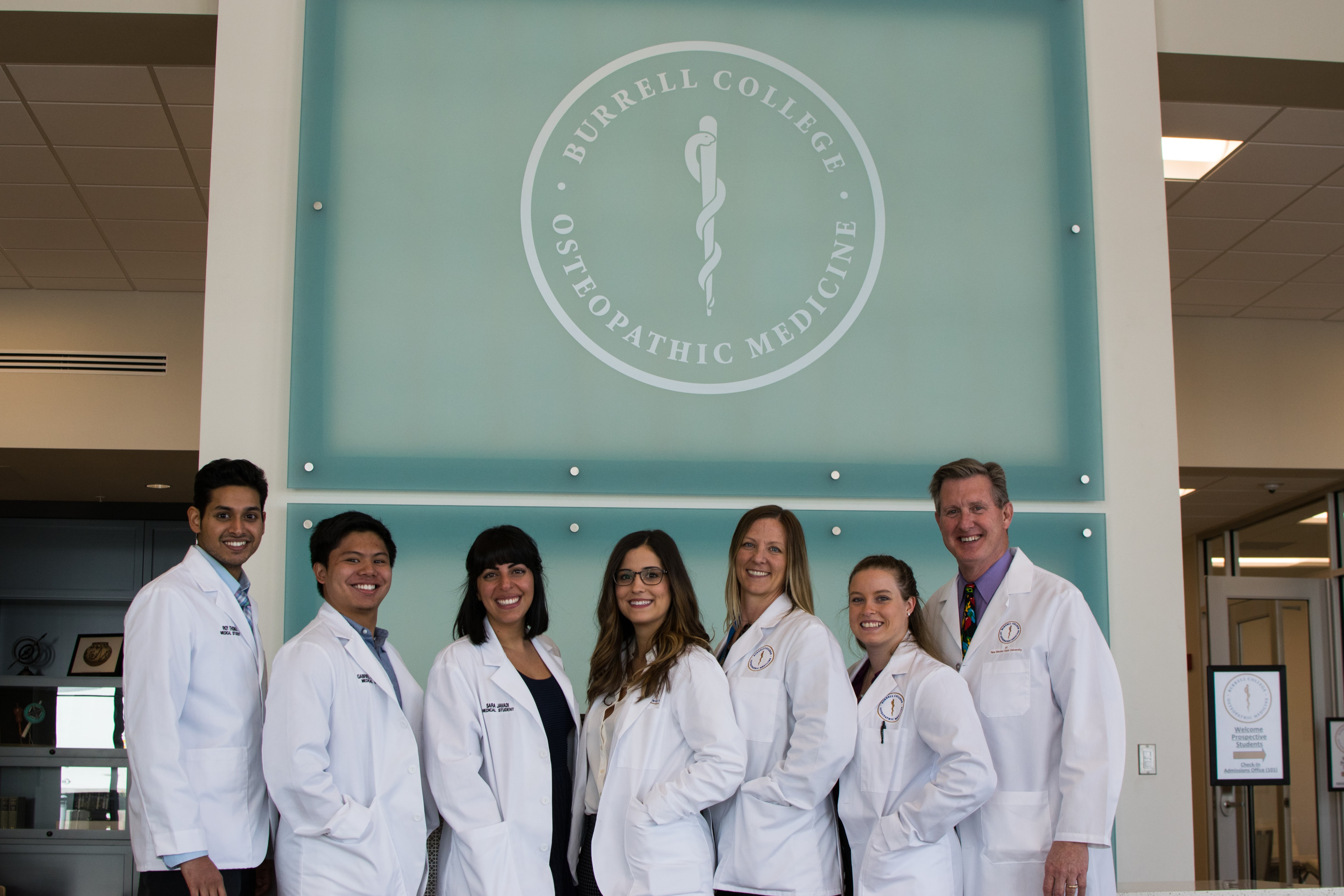 Burrell College of Osteopathic Medicine – B Pediatric Club Named