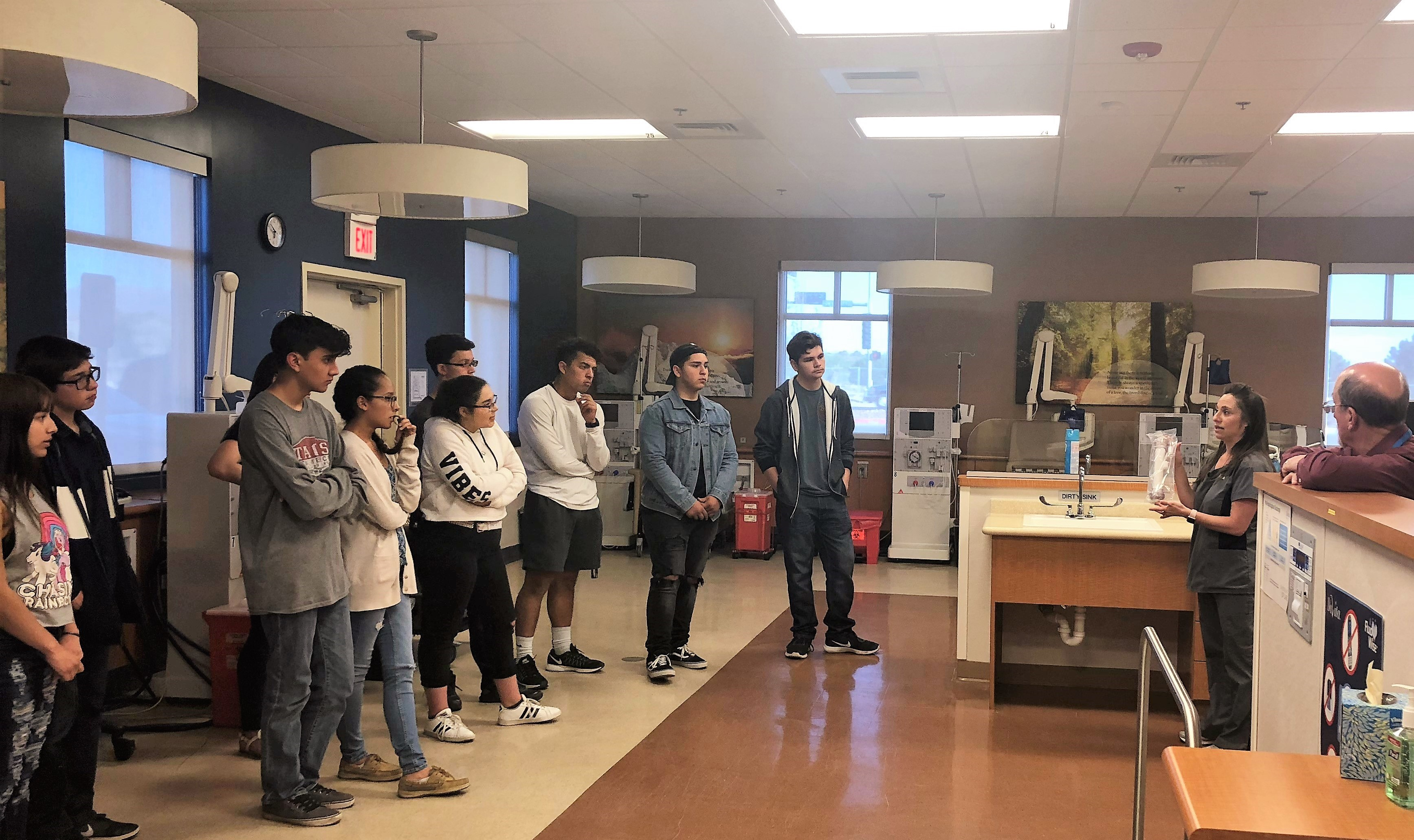 Burrell College of Osteopathic Medicine – High School Students
