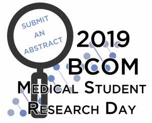 2019 BCOM Medical Student Research Day