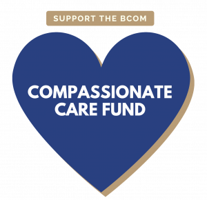Click here to donate to BCOM's Compassionate Care Fund