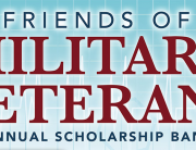 2019 Friends of Military Veterans Annual Scholarship Banquet flyer