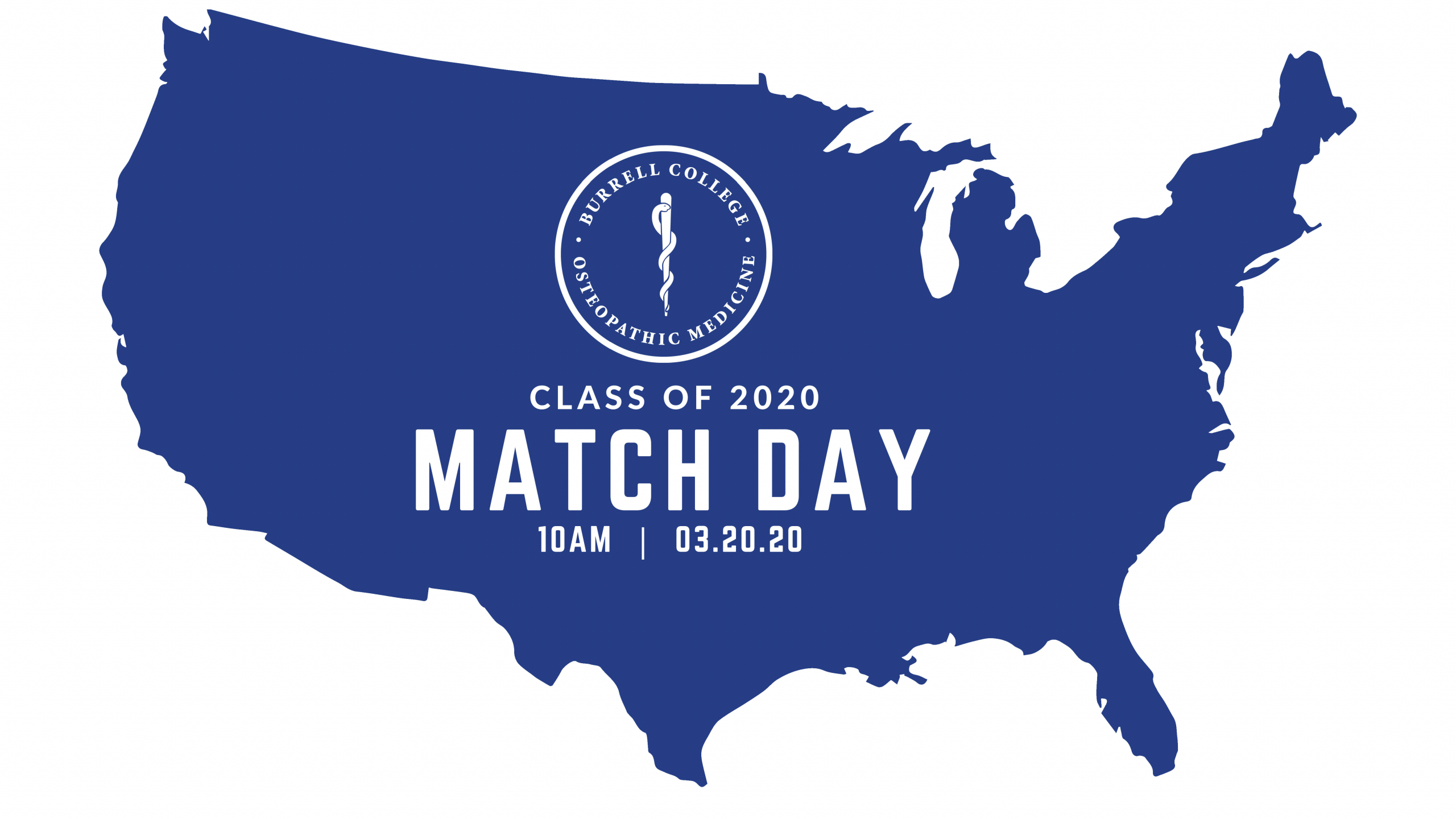 Match Day 2020 Logo