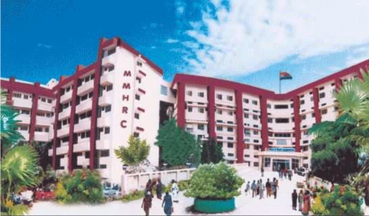 Meenakshi Mission Hospital and Research Centre
