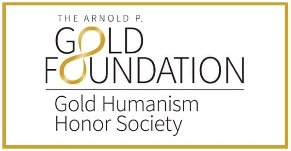 Gold Humanism Honor Society