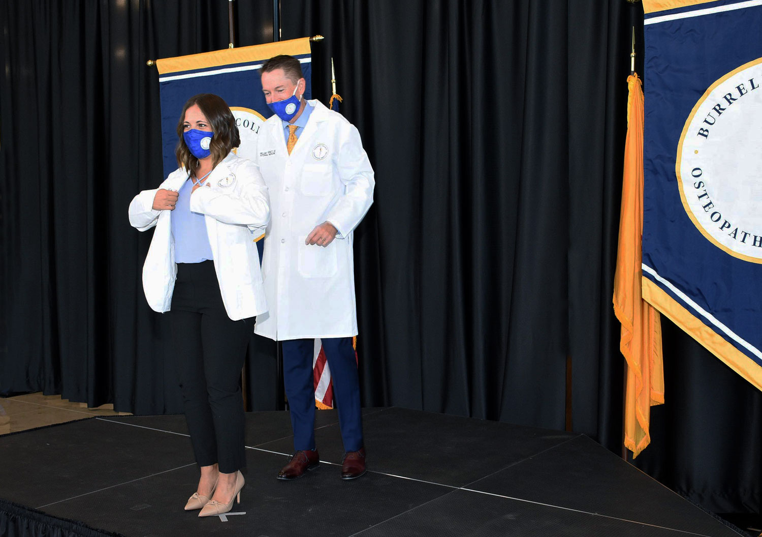 Class of 2024 White Coat Ceremony