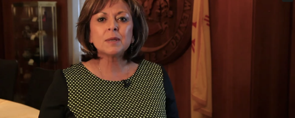 "Governor Susana Martinez<br><span style=""font-size:16px!important;"">Addresses the Commission on Osteopathic College Accreditation</span>"